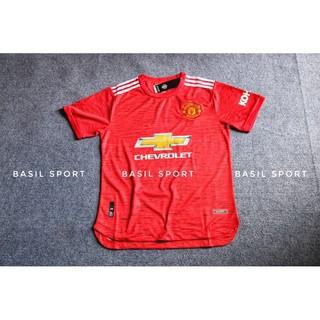 Áo Bóng Đá 🌟 Bộ Đồ Bóng Đá MU CLB Manchester United Sân Nhà bản cao cấp