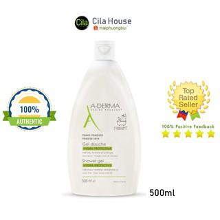 [Mã COSHOT12 giảm 10% đơn 350K] Sữa tắm ADERMA giảm, ngăn ngừa mụn lưng (Mẫu mới) - Cila house thumbnail