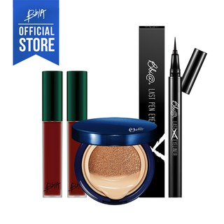 Combo Tập Tành Make Up - Phấn Bbia Spalight Foundation 21g + Son Kem Lì Asia Edition 5g + Eyeliner 01 0.6.g thumbnail