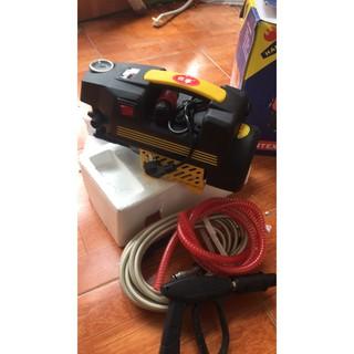 MÁY RỬA XE HANTEX HT1600S2 công suất 1600W dây rửa xe 10m tiện dụng áp lực nước lớn sạch mọi vết bẩn thumbnail