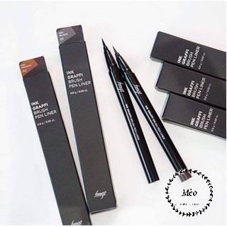 Bút dạ kẻ mắt ink graffi the face shop mẫu mới 2019 thumbnail