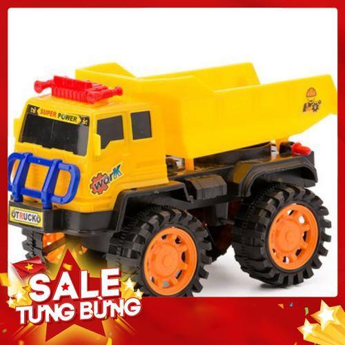 Xe tải đồ chơi nâng, hạ thùng (308-14)