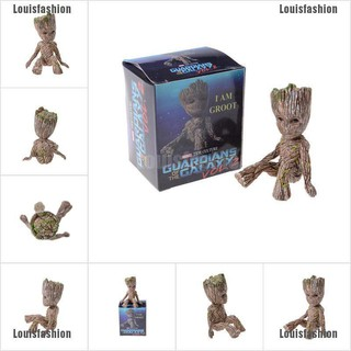 [COD]1PC Cute Marvel Groot Figure Model Guardians of the Galaxy Kids Toy Action Figur