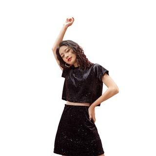 Áo thun và váy có ánh kim Unicorn SODA POP thumbnail