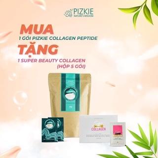 Collagen Pizkie Nhật Bản nguyên chất 100% từ da cá hồi thumbnail
