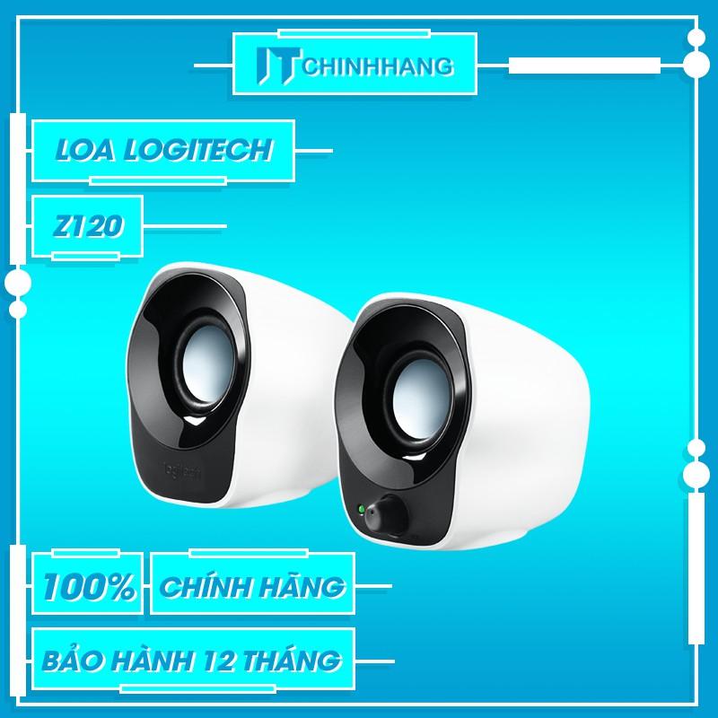Loa Logitech Z120 - Hàng Chính Hãng