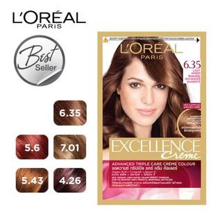 [Công Ty, Tem Phụ] Thuốc nhuộm dưỡng tóc Loreal-[COCOLUX][L OREAL] thumbnail