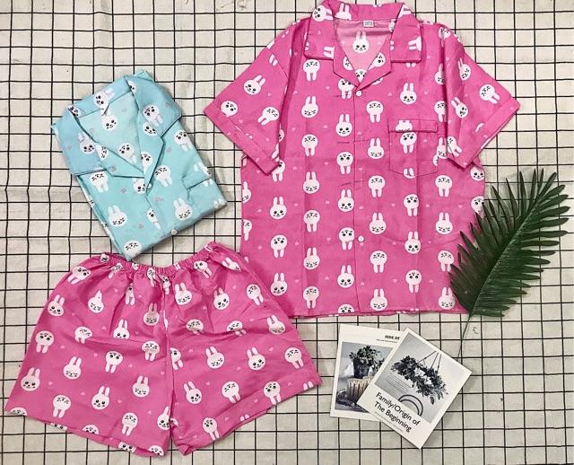 Bộ ngủ Pizama/Pijama