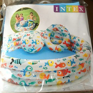 Bể bơi 3 chi tiết hãng Intex