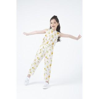 IVY moda Áo liền quần lụa bé gái MS 18G0588 thumbnail