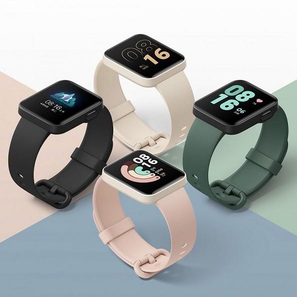 Đồng hồ thông minh Redmi Watch REDMIWT01 Vòng đeo tay tập thể thao cho nam nữ sức khoẻ đẹp sang trọng bền chống nước rẻ