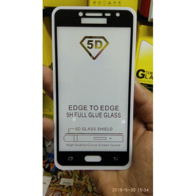 Kính cường lực full màn full keo 5D Samsung j2 prime