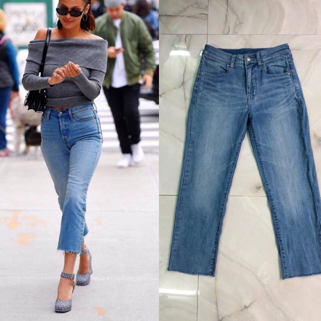 Quần jeans tua lai xuất Nhật - 2478770 , 1131795361 , 322_1131795361 , 240000 , Quan-jeans-tua-lai-xuat-Nhat-322_1131795361 , shopee.vn , Quần jeans tua lai xuất Nhật