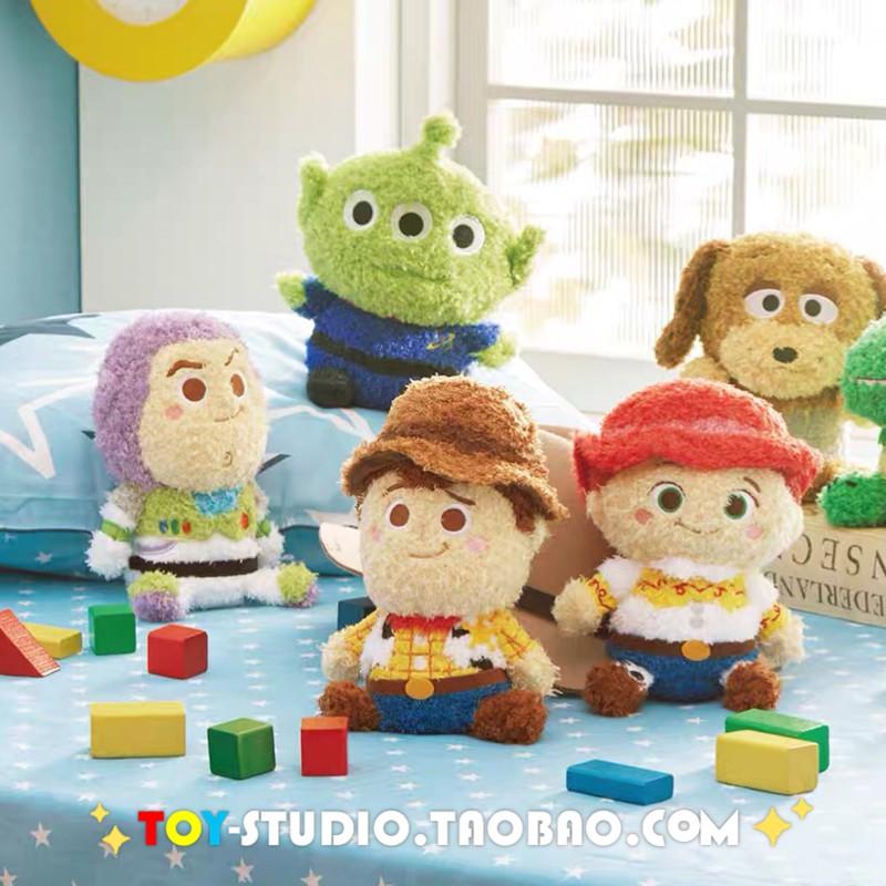 mô hình nhân vật hoạt hình toy story 4