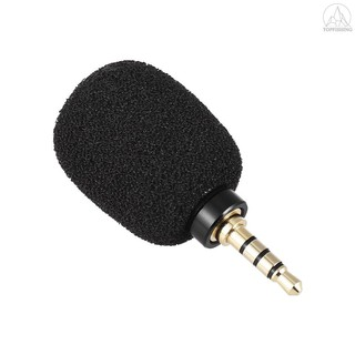 Tfh Andoer EY-630A Cellphone Smartphone Portable Mini Omni-Directional Mic Microphone for Recorder for iPad Apple iPhone