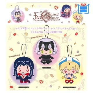 Spot Japan Genuine Furyu Fate FGO Sanrio Plush Doll Pendant