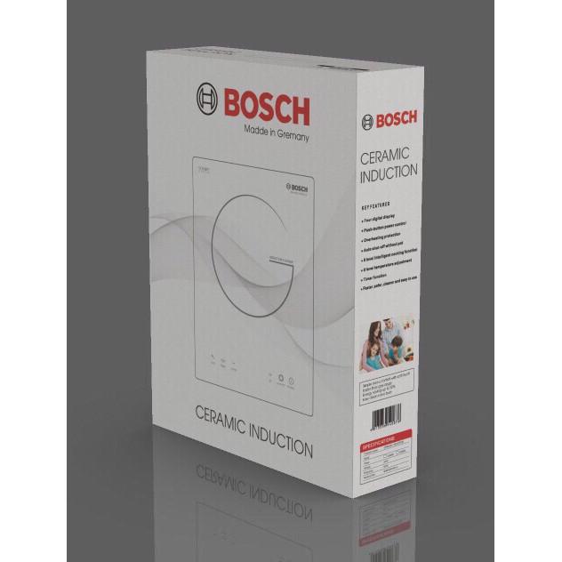 Bếp từ đơn BOSCH Model PC-90 nhập khẩu Đức Made in Germany (Đen) thiết kế đặt âm