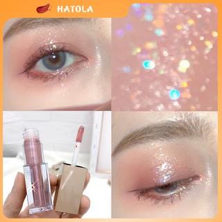 Nhũ mắt trang điểm kim tuyến Lameila phấn nhũ lấp lánh hot trend cực xinh HATOLA thumbnail