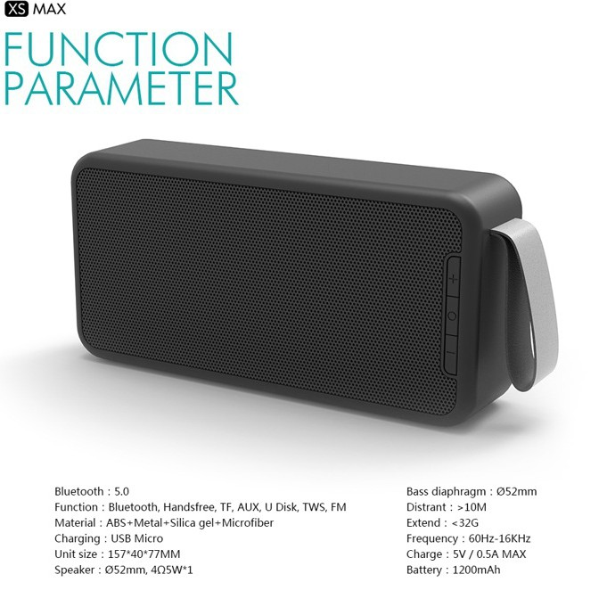 💥Loa Bluetooth thu FM💥 đọc thẻ nhớ SD - TF - USB 💥 Kết nối có dây cổng 3.5mm AUX máy tính💥.  (vthm9)