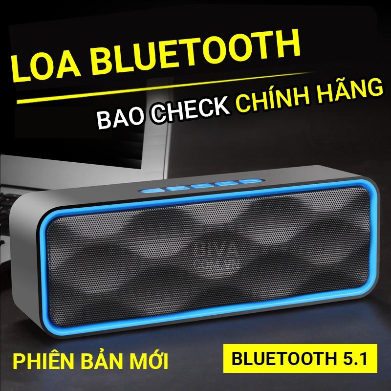 Loa bluetooth SC211 chính hãng