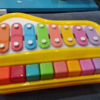Đàn piano đa năng 2 bàn phím không dùng pin