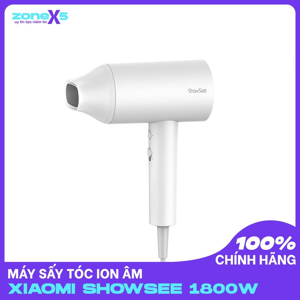 [CHÍNH HÃNG]Máy sấy tóc ion âm Xiaomi Mijia ShowSee A1-W 1800W