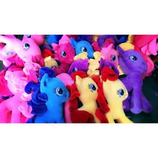 Ngựa Pony thú bông 40cm thumbnail