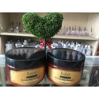 Kem hấp tóc Lacei phục hồi 500ml chính hãng