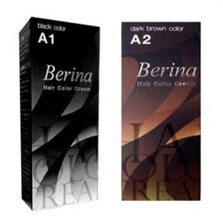Thuốc nhuộm tóc Berina Hair Color Cream 60ml thumbnail