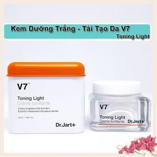 [Hàng Chính Hãng]Kem Dưỡng Trắng Da V7 Toning Light Dr.Jart full size 50g thumbnail