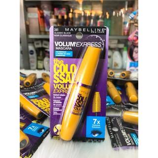 (USA) Chuốc mi Mascara Maybelline The Colossal chính hãng thumbnail
