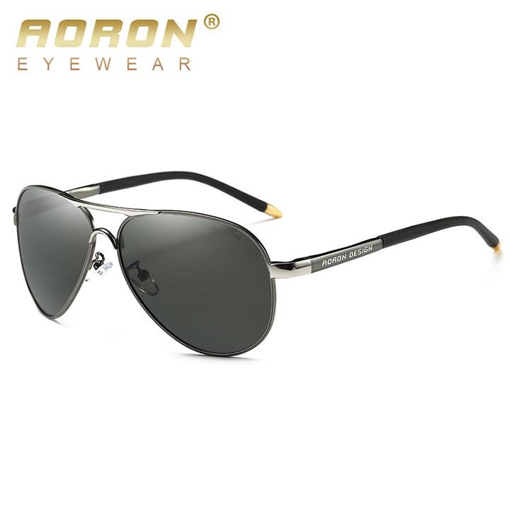 Mắt kính phân cực AORON 8503 (Xám) - ROBEO
