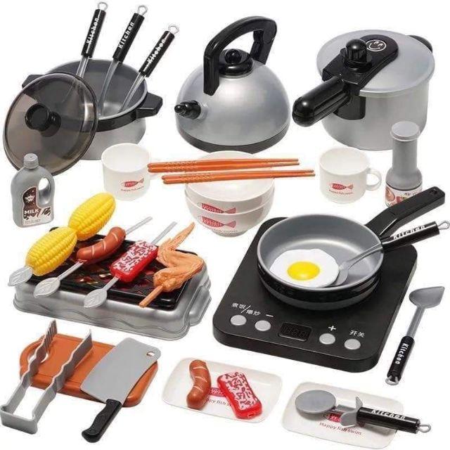 Set đồ chơi nấu ăn