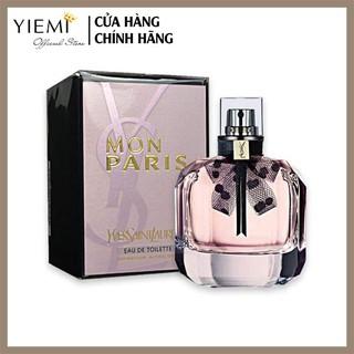 [𝘊𝘩𝘪́𝘯𝘩 𝘏𝘢̃𝘯𝘨] Nước hoa nữ YSL Reverse Paris YSL Reverse Paris Women's Perfume 90ml. mẫu thử (5/10/20ml)