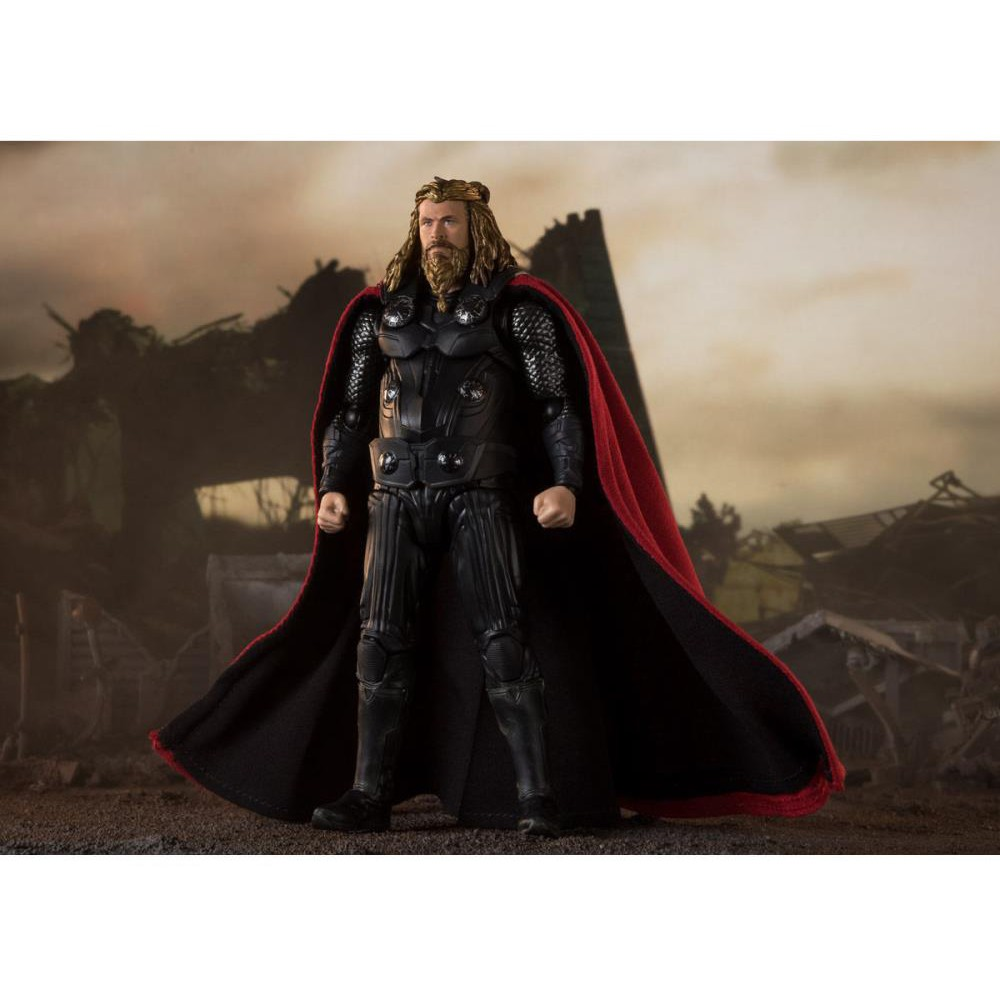 MÔ HÌNH NHÂN VẬT Avengers: Endgame SHF Thor (Final Battle Edition)