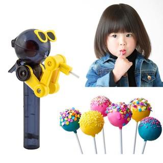 Đồ chơi robot giữ kẹo mút vui nhộn sáng tạo