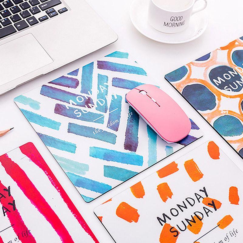 Creative Cartoon Mouse Pad Durable Non-slip Office Table Mat YT1490 Giá chỉ 30.975₫
