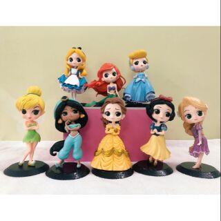 Mô hình Công chúa Disney