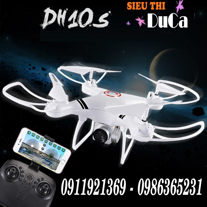 Flycam DH10s Wifi Camera 4