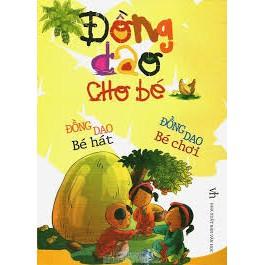 Sách Đồng Dao Cho Bé (Bìa Mềm)