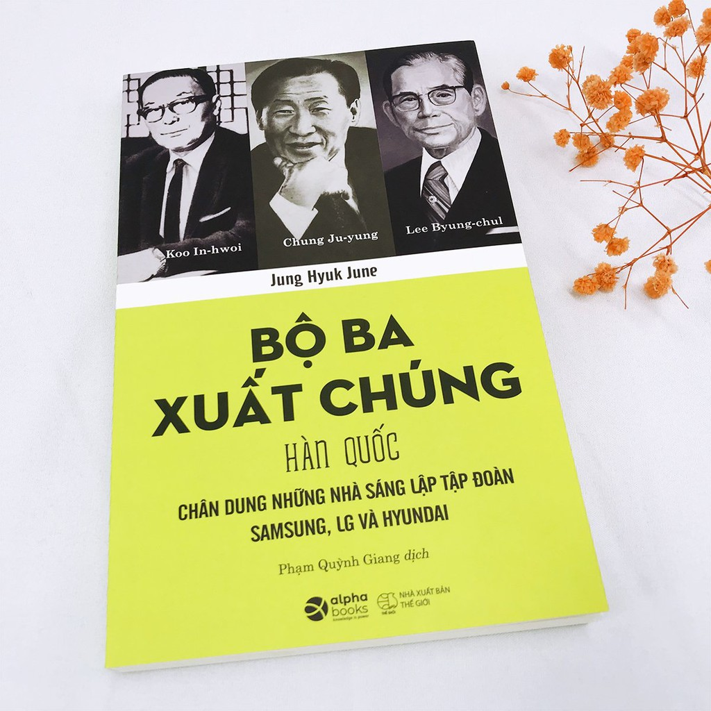 Sách - Bộ Ba Xuất Chúng Hàn Quốc - Thanh Hà Books