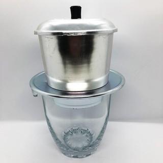 Bộ phin pha cà phê 1 lạng nhôm - thủy thumbnail