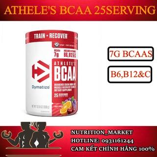 Dymatize Athlete s BCAA 25 Servings - BCAA PHỤC HỔI CƠ BẮP MẠNH MẼ , VỊ CỰC NGON - Authentic 100% thumbnail