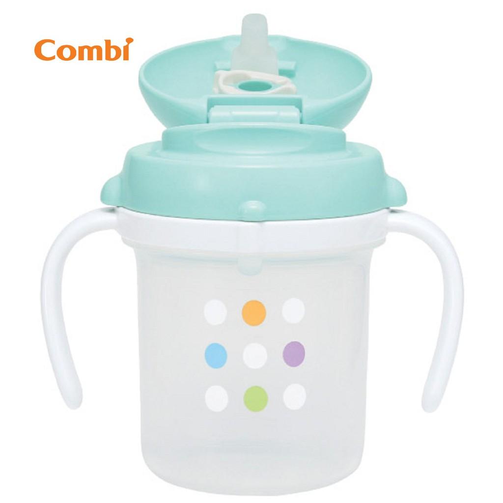 Bình tập uống nước chấm bi bước 3 xanh ngọc Combi Mug 13644 - 2830245 , 592271054 , 322_592271054 , 390000 , Binh-tap-uong-nuoc-cham-bi-buoc-3-xanh-ngoc-Combi-Mug-13644-322_592271054 , shopee.vn , Bình tập uống nước chấm bi bước 3 xanh ngọc Combi Mug 13644