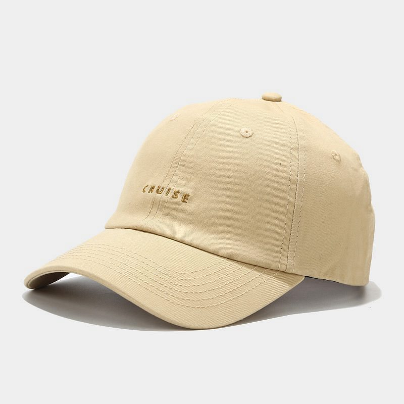 LINJW 2021 New soft Fashion student adjustable cotton baseball cap #7