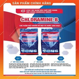 Bột khử trùng nước, sát khuẩn đồ dùng, khử khuẩn bề mặt Chloramine B loại 1kg - Chính hãng an toàn thumbnail