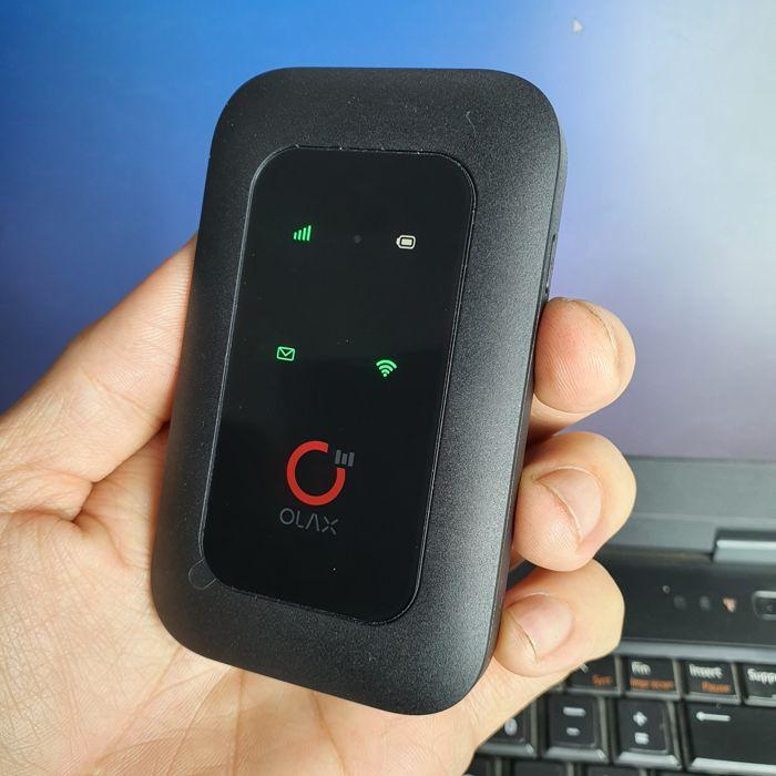 Cục phát wifi 4G Olax Wd680 Đa Mạng BF-01B- chất lượng Châu Âu + Quà tặng hấp dẫn