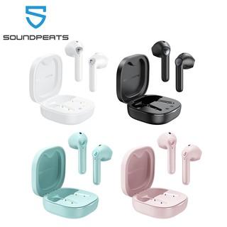 Tai nghe không dây SoundPEATS TrueAir2 kết nối bluetooth V5.2 Qualcomm QCC3040 với micro đôi khử tiếng ồn CVC