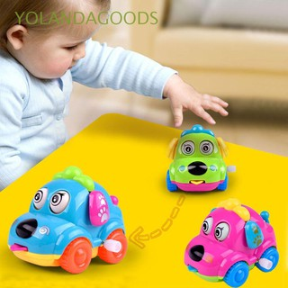 🍊Random Color Classic Cute Octopus Mouse Cartoon Puppy Duck Wind Up Toys