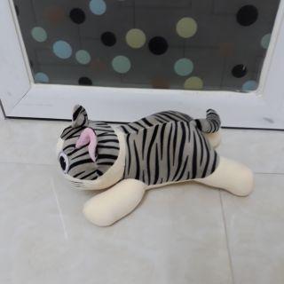 Gấu bông mèo vằn